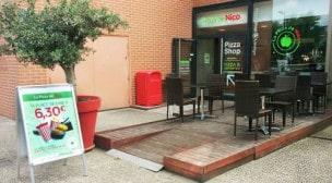 La Pizza de Nico - La terrasse