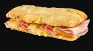 La boite à Pizza - Le sandwich raclette