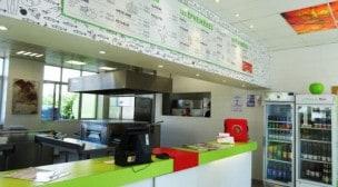 La Pizza de Nico - Le comptoir