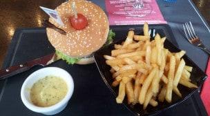 Hippopotamus - Burger et frites