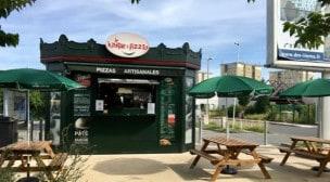 Le Kiosque à Pizzas - La terrasse