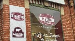 Mythic Burger - Le restaurant