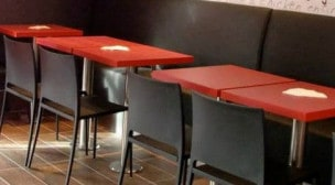 KFC - La salle de restauration