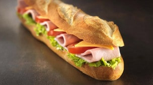Patàpain - Un sandwich