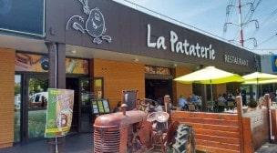 La Pataterie - le restaurant