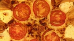 Pizza hut - Majesty boursin