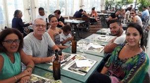 Les 3 Brasseurs - A l'intérieur du restaurant