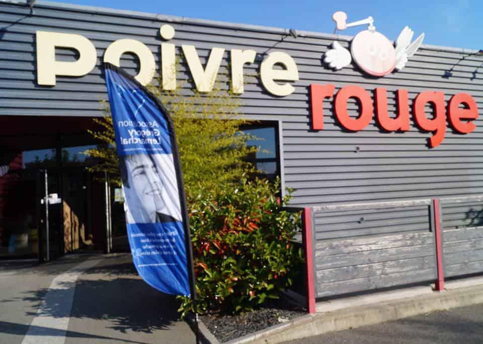 Poivre Rouge à Trignac Carte Menu Et Photos