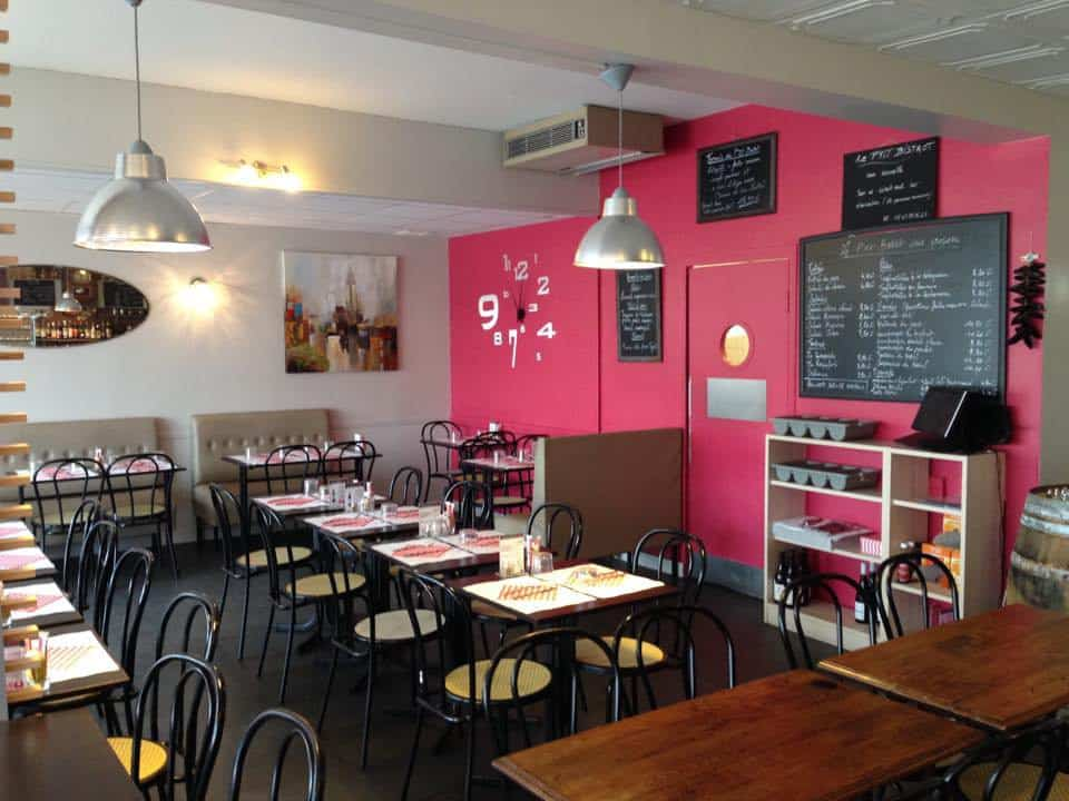 bistrot louboutin angers carte