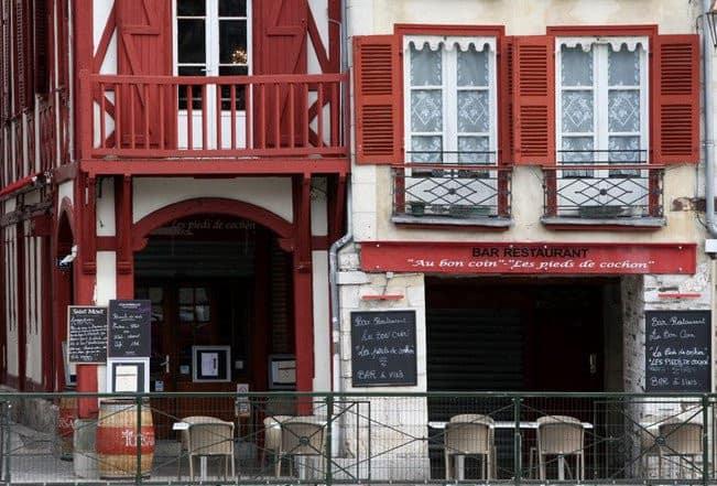Au Bon Coin Les Pieds De Cochon à Bayonne Carte Menu Et Photos