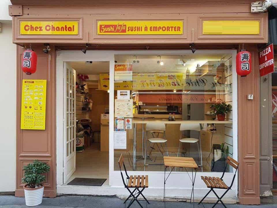 5ushifafa à Paris 5 Carte Menu Et Photos