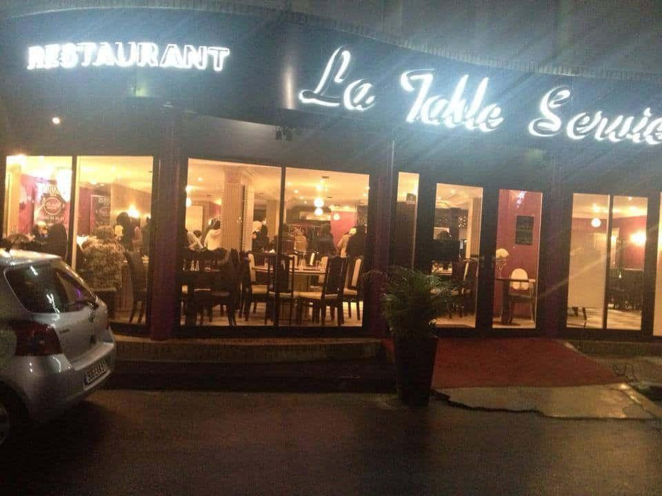 La Table Servie A Corbeil Essonnes Carte Menu Et Photos