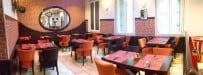Burger Kfé - La salle de restauration