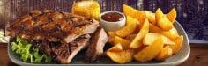 Buffalo Grill - Une assiette