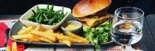 Buffalo Grill - Une assiette burger
