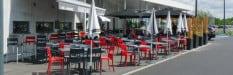 Faubourg Café - La terrasse