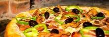 Maxi Pizza - Les pizza à base  de crème