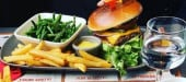 Buffalo Grill - Un burger