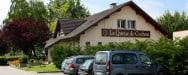 La Queue de Cochon - La façade du restaurant