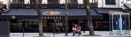 Indiana Café - Le restaurant