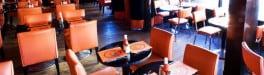 Indiana Café - La salle de restauration