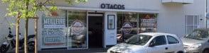 O'tacos - La façade du restaurant