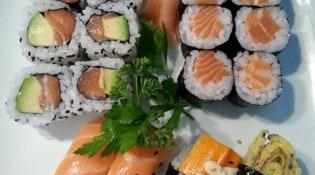 Restaurant Iki - Les sushis