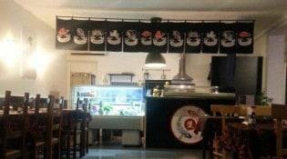 Restaurant Iki - La salle de restauration