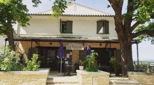 La Forge - La façade du restaurant