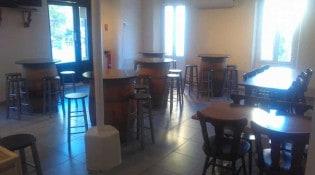 Le Café de la Colonne - La salle de restauration