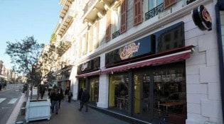 Chicken Spot - La façade du restaurant