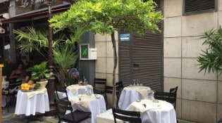 La Cucina - La terrasse