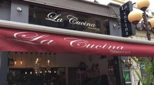 La Cucina - Le restaurant
