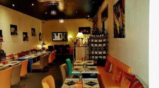 Restaurant Zamane Couscous - la salle