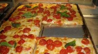 Il fornaio - Les pizzas