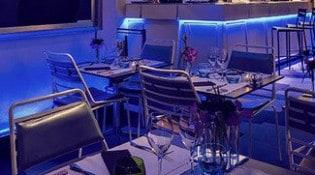 Restaurant Sea Sens - La salle de restauration