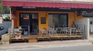 Le CH9 - La façade du restaurant