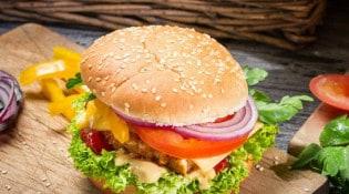 Chicken Spot - Un burger