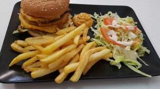 Chez Vadim - un burger