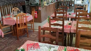La Fromagerie - La salle de restauration