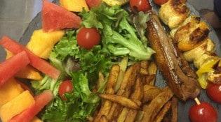 Le Palais du Burger - Un plat