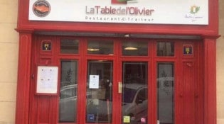 La Table De L Olivier A Marseille 2 Carte Menu Et Photos
