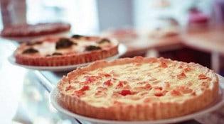 Restaurant Oki - Des tartes