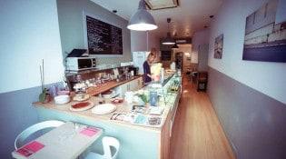 Restaurant Oki - La cuisine