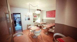 Restaurant Oki - La salle de restauration