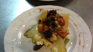 Taste - Les cannellonis de saumon mi-cuit