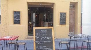 Frisco - La façade du restaurant
