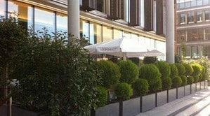Vapiano - La terrasse