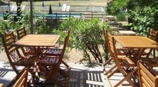 Seven Set Park - La terrasse