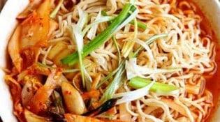 Sumo - Rāmen aux poulet et légumes
